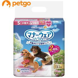【最大350円OFFクーポン】マナーウェア女の子用 S 小型犬用 チェック 36枚【あす楽】