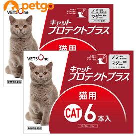 【最大450円OFFクーポン】【2箱セット】ベッツワン キャットプロテクトプラス 猫用 6本 (動物用医薬品)【あす楽】