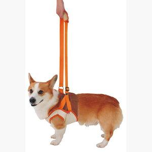 ペティオ zuttone ずっとね 老犬介護用 歩行補助ハーネス 前足用K L 胴輪 ハーネス 布地 犬 介護期 中型犬 柴犬 ビーグル コーギー等 〜15kg 前足の筋力や視力が低下したときの歩行補助に Petio