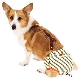 ペティオ zuttone ずっとね 老犬介護用 おむつパンツ L ウェア アクセサリー 介護用品 犬 シニア期〜介護期 中型犬 柴犬 ビーグル コーギー等 〜15kg 体力が低下したときなどのおもらし対策に Petio