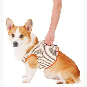 ペティオ zuttone ずっとね 老犬介護用 補助機能付ベスト L ウェア アクセサリー 介護用品 犬 介護期 中型犬 柴犬 ビーグル コーギー等 〜15kg 体力・筋力が低下したときの室内での動作補助に Pe