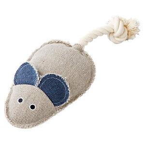 アドメイト キャンバスTOY マウス 犬用おもちゃ 布地 小型犬〜中型犬 キャンバス生地使用のおもちゃ 音が鳴る笛入り キャンバス生地を使用したおもちゃ Add.mate