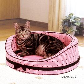 NEWWashableBEDニューウォッシャブルベッド専用カバーMドットブラウン犬猫洗えるペットベッドベッドカバ−コットン犬猫共用イヌネコ静電気がおきにくいコットン100%生地使用カバーが洗えていつも清潔