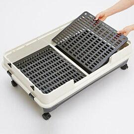 Add.Mate(アドメイト)掃除のしやすい広々ケージ小屋ノワールうさぎ用組立て工具不要適応体重4kgまで