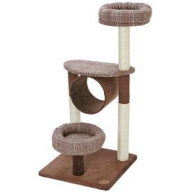 アドメイト 猫のおあそびポールチェック ミドルタイプ 爪とぎ付 おもちゃ キャットタワー 猫 ネコ 設置場所を選ばないコンパクトサイズ 登ったり くつろいだり 愛猫にとってお気に入りの場所に! Add.mate