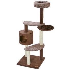 アドメイト 猫のおあそびポールチェック ハイタイプ 爪とぎ付 猫用 おもちゃ 一人遊び キャットタワー 送料無料 全猫種 ネコ 〜8kg ハウス&ハンモック付きで愛猫がくつろぐ場所がいっぱい 登ったり、くつろいだり、愛猫にとってお気に入りの場所に! Add.mate