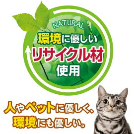 Petio(ペティオ)流せる固まる木の猫砂12L