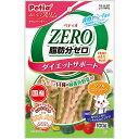 ペティオ おいしくスリム 脂肪分ゼロ ダブルスティック ササミと14種の緑黄色野菜入100g 国産 日本製 犬用おやつ ドッグフード ささみ 鶏 練り物 イヌ ダイエットサポートスナック 食物繊維 P