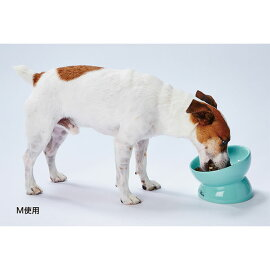 Add.Mate(アドメイト)食べやすい陶器食器S犬猫共用