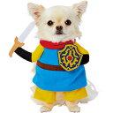 ペティオ 犬用変身着ぐるみ ウェア 勇者 S 服 ドッグウェア コスプレ 超小型犬 小型犬 いぬ イヌ チワワ・ヨークシャ…