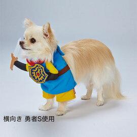 Petioペティオ犬用変身着ぐるみウェアコスプレ僧侶S超小型犬〜小型犬チワワ・ヨークシャーテリア・ポメラニアン等