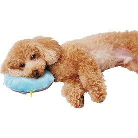 ペティオ zuttone ずっとね 厚みが調節できるやさしいビーズクッション ドーナツ型 小 S 犬舎・運搬 シニア期〜介護期 全犬種 猫 ネコ イヌ 頭部・腰・肩などの圧迫の軽減や姿勢保持に Petio