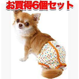 まとめて1個オトク!【6個セット!送料無料】Petioペティオzuttoneずっとね老犬介護用紙おむつカバーS