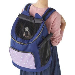 ペティオ 美少女戦士セーラームーン リュックキャリー ルナ 超小型犬 小型犬・全猫種 短毛・長毛 イヌ ネコ 〜10kg キャラペティ sailor moon リュックタイプで疲れにくく 中は安定した空間で快