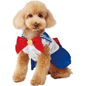 ペティオ 美少女戦士セーラームーン なりきりウェア ワンちゃん用服 セーラームーン S 超小型犬 小型犬 シーズー・トイプードル等 キャラペティ sailor moon ワンちゃんがセーラームーンになりきれる!? Petio