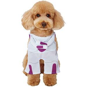 ペティオ ドラゴンボール 犬用変身着ぐるみウェア フリーザ M 超小型犬 小型犬 シーズー・トイプードル等 キャラペティ Dragon Ball 前足を通すだけ! Petio