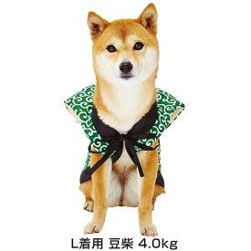 ペティオ 犬雅 ちゃんちゃんこ 犬用服 ウェア唐草 L オールステージ 超小型犬〜小型犬 トイ・プードル シー・ズー等 短毛犬・長毛犬 Petio