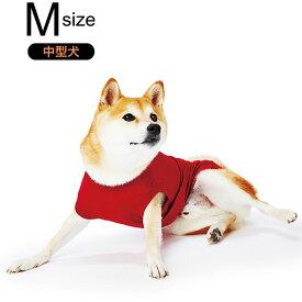 ペティオ E-Stretch スキンTシャツ ミディアムレッド M 中型犬 短毛 長毛 イヌ アパレル ウェア Petio
