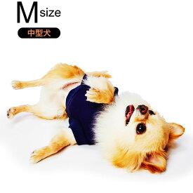 ペティオ E-Stretch スキンTシャツ ネイビーブルー M 中型犬 短毛 長毛 イヌ アパレル ウェア Petio