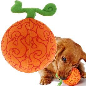 ペティオ ワンピース ONE PIECE スクイーカーボール メラメラの実 犬用おもちゃ 超小型犬〜小型犬 短毛 長毛 イヌ キャラペティ Petio