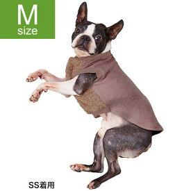 ペティオ 犬用ウェア抗菌防臭 E-Stretch イーストレッチ おなかウォームトレーナー AWV ローズグレー M 全年齢 中型犬 短毛 長毛 Petio