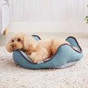 アドメイト 犬猫用ベッド Cuna クーナ ウェーブベッド SS W ミントグリーン オールステージ 超小型犬〜小型犬|全猫種 Add.mate