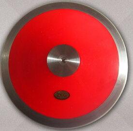 円盤投げ 2.0kg 陸上競技 円盤 練習用 【送料無料】
