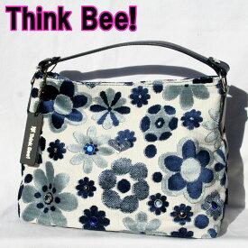 シンクビーバッグ 【シンクビー バッグ Think Bee!】 ブルーカナリー 2ウェイショルダーバッグ Think Bee! (シンクビー!)