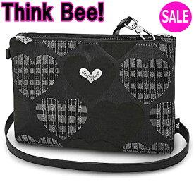 シンクビーバッグ Think Bee!(シンクビー!)ポシェット グッドナイト (ブラック) A002347