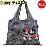 【Disney】ディズニー折りたたみエコバッグ2wayタイプデート