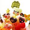 ☆Silicon mold ☆ bear macaroon