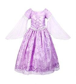【即納】子供 子ども プリンセス ワンピース プリンセスドレス コスチューム