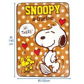 【T2】【スヌーピー】フランネルひざかけ 140×100【キャラクター/snoopy】【1810】【1106-1264-1580】