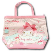 【NEW】【T1】【マイメロディ】帆布保冷ビッグトートバッグ【MyMelody/sanrio】【2003】【1050-1200-1500】
