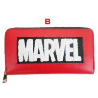 【NEW】【T2】【MARVEL】長財布相良刺繍【マーベル】【1807】【1540-1760-2200】