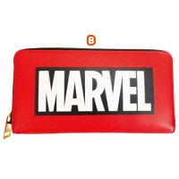 【NEW】【T2】【MARVEL】プリント長財布【マーベル】【1806】【1330-1520-1900】