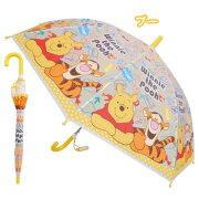 【NEW】【T2】【プー】ジャンプ傘3キッズ50cm【DISNEY/MINNIE】【1805】【700-800-1000】