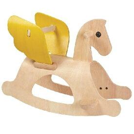 ロッキングペガサス 3480 プラントイ Plantoys 木おもちゃ 12ヶ月以上 ベビー キッズ 子供 乗用玩具