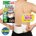 【安心のメーカー直販】シップ貼り補助具 ビタット貼レルヤ(一体型) 肩こり・腰痛・筋肉痛 湿布 便利グッズ ビタッ…