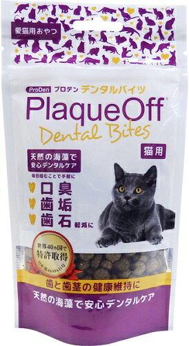 ライトハウス プロデン デンタルバイツ 60g 猫用 【賞味期限2018年11月2日】