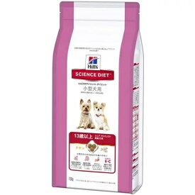 【在庫限り】サイエンスダイエット 小型犬用 シニア アドバンスド 小型犬用 高齢犬用 750g【賞味期限2020年2月末〜5月末日混在】