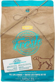 ナチュラリーフレッシュ 犬用チキン&ダック 2.27kg 621719786353