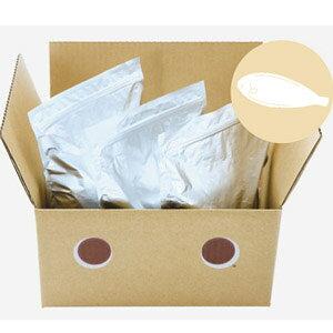 【無添加・国産】ドットわん魚ごはん お得用パック3kg(1kg袋×3袋)