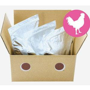 【無添加・国産】ドットわん鶏ごはん お得用パック3kg(1kg袋×3袋)