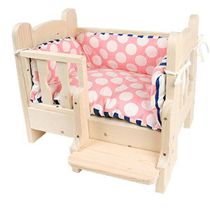 【お取寄せ品】cocoa フェレットの木製スイートベッド フェレット 小動物 ベッド 木製 bed 寝具 小型犬 猫 インテリア マット 快眠 動画