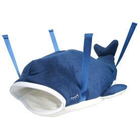 Angora クジラハンモック フェレット フェレット 小動物 秋用 冬用 ハンモック 寝袋 立体 ユニークハンモック ハウス 吊り下げ型