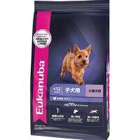 ユーカヌバ 子犬用 小・中型犬用 12ヶ月まで  2.7kg