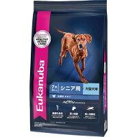 ユーカヌバ シニア用 大型犬用 7歳以上  2.7kg
