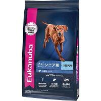 ユーカヌバ シニア用 大型犬用 7歳以上  13.5kg