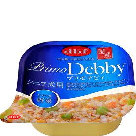 プリモデビィ シニア犬用 ササミ&野菜 95g×24コ〔20110619dw〕